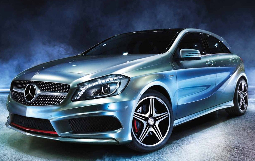 Mercedes Benz Leasing Offers Optimum Contract